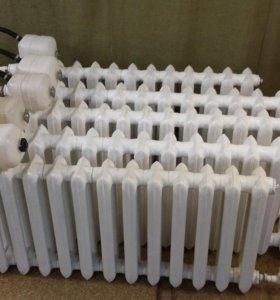 Отопление помещения