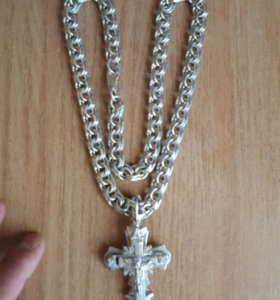 Цепь крест