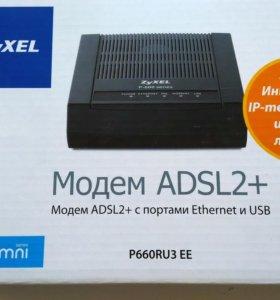 ZyXEL P660RU3 EE