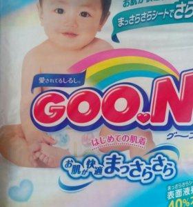 Подгузники Goon 6-11 кг.