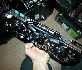 Мощнейшая игровая видеокарта NVIDIA GTX 970 4 Гб