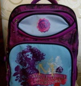 Рюкзак новый для девочек