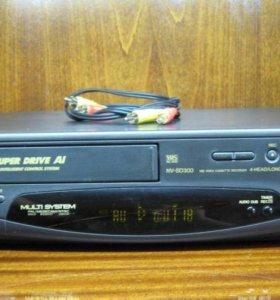 Видео магнитофон Panasonic NV-SD300