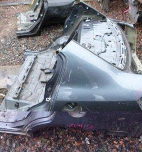 Крыло заднее левое для Suzuki SX4 2006-2013