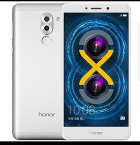 Huawei Honor 6X 32Gb Ram 3Gb (Silver) Новый