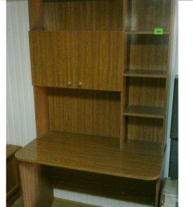 Шкаф книжный,Стол ученический
