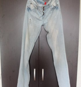 джинсы OSTIN