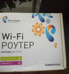 Wi-Fi Роутер Ростелеком.