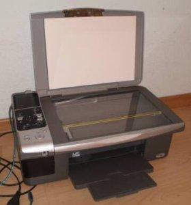 Фотопринтер, сканер, копир