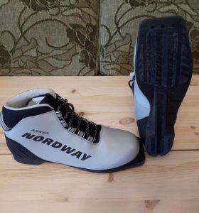 NORDWAY ботинки для лыж