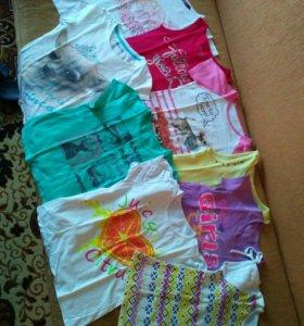 9 футболок