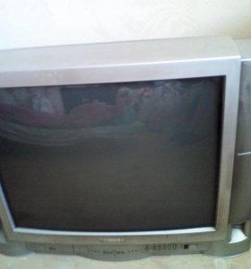 Телевизор + тумба под него