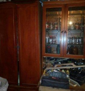 Стенка, шкаф, андресоль