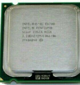 Процессор Intel Pentium E6700 3.2 ГГц/2яМб/ LGA775