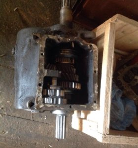 Коробка передач на газ 69