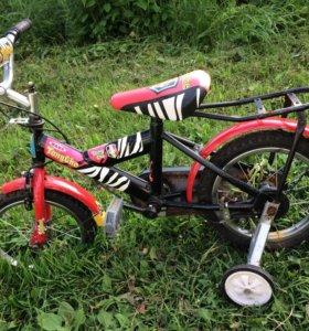 Детский велосипед от 3-х лет
