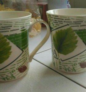 Чайная пара новая