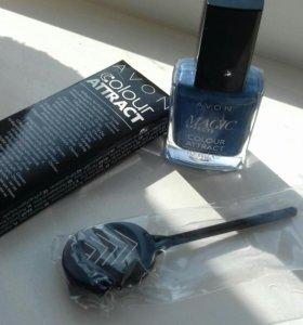 Лак для ногтей +магнитная палочка