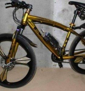 Велосипед Для взрослых БМВ на дисках