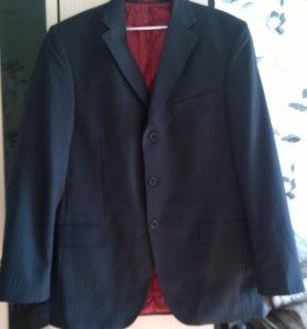 костюм брюки+пиджак