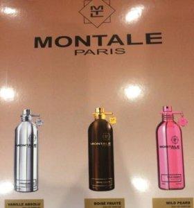 Подарочные наборы Montale 3*15ml