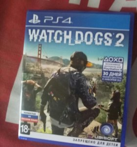 Watch Dogs 2(PS4)