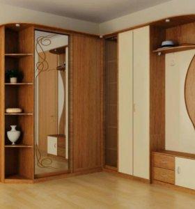 корпусная мебель на заказ качественно