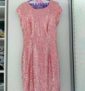 Шикарное платье р. 42 и р. 44