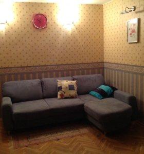 Квартира, 2 комнаты, 47.5 м²