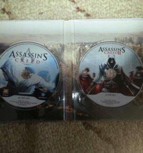 AssassinS CREED 1и 2 часть