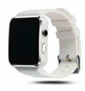 Smart watch WD-12 Белые