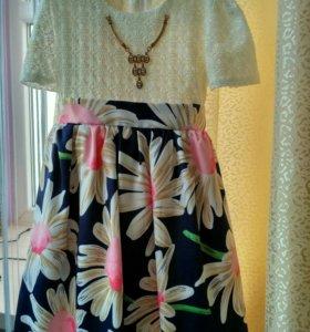 Нарядное платье 92 размер