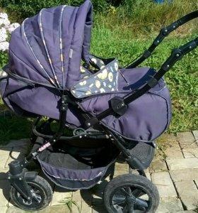 Детская прогулочная коляска!