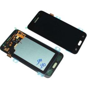 модуль Т+Д для Samsung J320F/DS Galaxy J3 (черный)