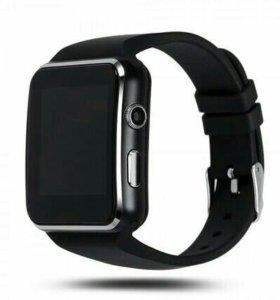 Smart watch WD-12 Чёрные