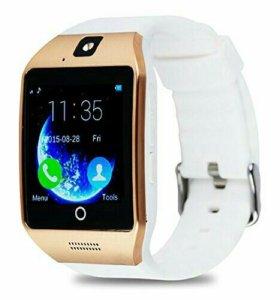 Smart watch WD-13 Золотые