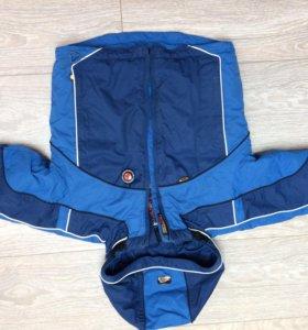 Куртка для мальчика демисезонная спортивная