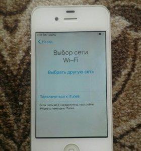 Айфон4s16g