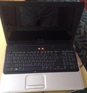 Продам ноутбук на запчасти или на востоновление