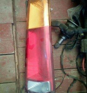 Honda crv rd1 фонарь задний