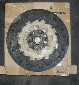 Диск сцепления на nissan X-Trail (T30)
