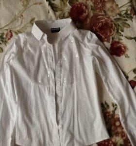 Рубашка шк.
