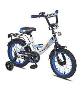 Велосипед новый r14