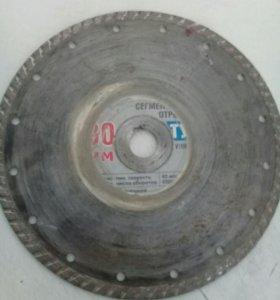 Алмазный диск для большой болгарки универсальный