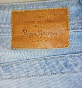 Джинсы pepe jeans (32-32)