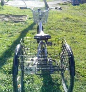Грузовой велосипед STELS Energy