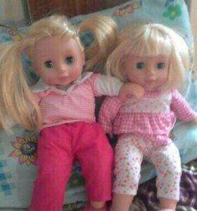 куклы двойняшки