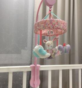 Мобиль в кроватку (Mothercare)