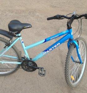 Скоростной велосипед мастер