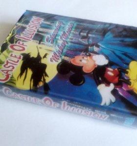 "Картридж Sega ""Castle Of Illusion"""